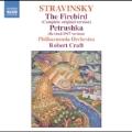 Robert Craft Stravinsky Collection:The Music Of Igor Stravinsky V2:The Firebird