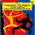 ストラヴィンスキー: 「火の鳥」「花火」「管弦楽のための4つの練習曲」<タワーレコード限定>