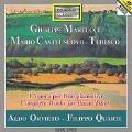 アルド・オルヴィエート/Martucci, Castelnuovo-Tedesco: Complete Works for Piano Duet [PH98410]