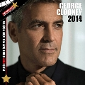 George Clooney / 2014 Calendar (Kingfisher)