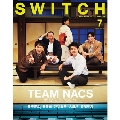 SWITCH Vol.39 No.7 (2021年7月号) 特集 TEAM NACS 役者たちの25年