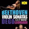 Beethoven: Violin Sonatas No.3, 4, 9