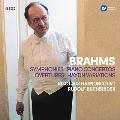 ブラームス: 交響曲全集、ピアノ協奏曲集、序曲集、ハイドン変奏曲<限定盤>