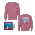 Hyperspace + Crewneck (XL Size) [CD+CREWNECK:XLサイズ]