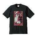 大森靖子 × TOWER RECORDS T-shirts ブラック Lサイズ