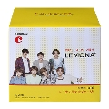 LEMONA×BTS ハート缶 (2g×70包)