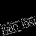 Les Rallizes Denudes 1980-1981 - 渋谷屋根裏 1980/8/14 vol.1