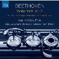 ベートーヴェン: フルートのための作品集 第2集
