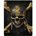 パイレーツ・オブ・カリビアン/最後の海賊 MovieNEXプラス3D スチールブック [3D Blu-ray Disc+Blu-ray Disc+DVD]<オンライン数量限定版>