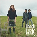 Ready to be a lady (ジャケットA) [CD+DVD]