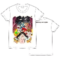 すしおデザイン 豆柴の大群 × TOWER RECORDS 2020 T-shirt XL