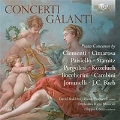CONCERTI GALANTI - ピアノ協奏曲集