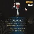 Gunter Wand & Munchner Philharmoniker - A.Bruckner, F.Schubert, J.Brahms, Beethoven