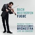 J.S.バッハ: フーガの技法 BWV.1080より コントラプンクトゥス I~IV/ベートーヴェン(トネッティ編): 弦楽四重奏曲第13番変ロ長調 Op.130、大フーガ Op.133