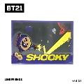 BT21 ダイカットクリアファイル Vol.3/SHOOKY