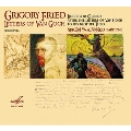 G.Fried: Letters of van Gogh - Monoopera