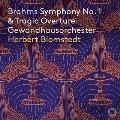 ブラームス: 交響曲第1番&悲劇的序曲