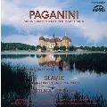 パガニーニ/ブルック/スラヴィーク:ヴァイオリン協奏曲