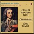 J.S.Bach: Clavierworks