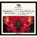 Stravinsky: Firebird Suites (Ballet Suite); Britten: Sinfonia Da Reqiuem Op. 20