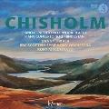 """Chisholm: Piano Concertos No.1 """"Piobaireachd"""", No.2 """"Hindustani"""""""