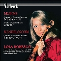"Brahms: Violin Concerto Op.77, Scherzo from ""F.A.E. Sonata""; Mendelssohn: Violin Concerto Op.64"