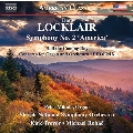 ロックレア: 交響曲 第2番「アメリカ」他