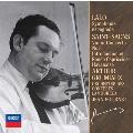 ラロ:スペイン交響曲/サン=サーンス:ヴァイオリン協奏曲第3番 他<限定盤>