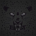 Beast (Korea)/Fiction and Fact : BEAST Vol. 1 [DK0658]