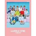 1x1=1(To Be One): 1st Mini Album (Pink Version) (メンバーランダムサイン入りCD)<限定盤>