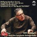 ベートーヴェン: 交響曲第6番「田園」、モーツァルト: 交響曲第39番