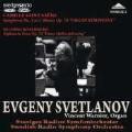 "Saint-Saens: Symphony No.3 ""Organ Symphony""; H.Rosenberg: Orpheus in Town ""Dance Hall in Full Swing"""