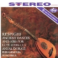 Respighi: Ancient Airs And Dances For Lute And Orchestra