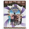 チャーリーとチョコレート工場 ブルーレイ スチールブック仕様<数量限定生産版>