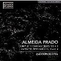 Almeida Prado: Complete Cartas Celestes Vol.3