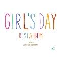 Girl's Day Best Album (JAPAN LIMITED ver.) [CD+DVD+フォトブック]<タワーレコード限定>
