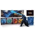 ゴジラ キング・オブ・モンスターズ 完全数量限定生産 S.H.MonsterArts GODZILLA[2019]Poster Color Ver.同梱[TBR-29310D][Ultra HD Blu-ray]