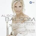 Haydn & Hummel : Trumpet Concertos: Hummel : Trumpet Concerto in E flat; Haydn: Trumpet Concerto Hob.VII e-I, etc / Alison Balsom(tp/cond), Die Deutsche Kammerphilharmonie Bremen