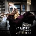 パガニーニ: 24のカプリース Op.1