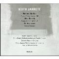 Barber: Piano Concerto Op.38; Bartok: Piano Concerto No.3; K.Jarrett: Tokyo Encore