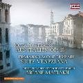 R.シュトラウス:交響的幻想曲「イタリアから」/ヴォルフ=フェラーリ:小オーケストラのための「ヴェネツィア組曲」Op.18
