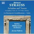 R. Strauss: Ariadne auf Naxos (Symphony-Suite), Le Bourgeois Gentilhomme (Suite)