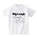 LIQUIDROOM x 向井秀徳 BIG Laugh T-shirts 白 Mサイズ