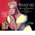 Swingin' Brightly And Gently: Peggy Lee With Jack Marshall's Music