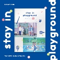STRAY KIDS 2nd PHOTOBOOK [stay in playground] [BOOK+DVD]