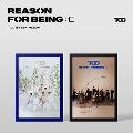 Reason For being: 仁: 1st Mini Album (ランダムバージョン)