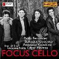 Focus Cello - Vivaldi, Rossini, Paganini, etc