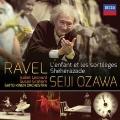Ravel: L'enfant et les sortileges, Sheherazade