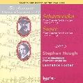 シャルヴェンカ: ピアノ協奏曲第4番、ザウアー: ピアノ協奏曲第1番~ロマンティック・ピアノ・コンチェルト・シリーズ Vol.11