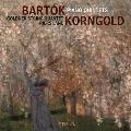 バルトーク&コルンゴルト: ピアノ五重奏曲集
